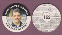 Newcastle United Philippe Albert France